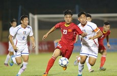 First win for Vietnam at int'l U19 tournament
