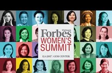 Forbes announces Vietnam's 50 most influential women