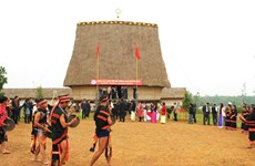 Vietnam ethnic culture day vibrant with activities