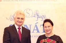 Czech Republic a prioritised partner of Vietnam: top legislator