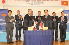 HCM City bolsters investment, tourism links with Kansai region