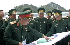 VN-China border defence friendship exchange to be held in May