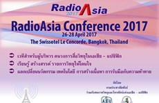 Thailand: PRD to host Radio Asia 2017