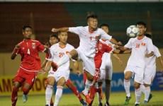 Vietnam edge out Myanmar 2-1 in U-19 tourney