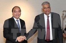 Sri Lanka PM's visit seeks to step up cooperative fields