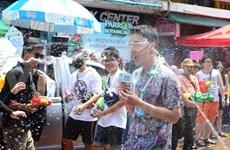 Songkran festival kicks off in Thailand