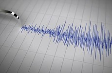 Earthquake jolts south Philippines again