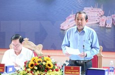 Van Don special economic zone must be superior: Deputy PM