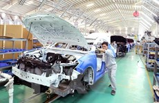 Vietnamese, Chinese auto spare part manufacturers meet