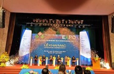 Vietnam EXPO 2017 opens in Hanoi