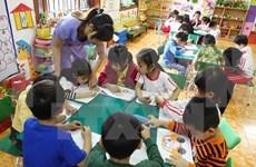 Vietnam makes strides in child education