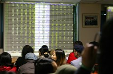Shares up on rising investor confidence