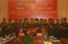 Dak Nong reinforces connections with Cambodian province