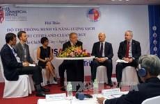 HCM City studies clean energy development