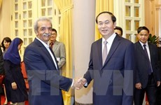 Vietnam, Iran vow support to achieve 2 billion USD trade