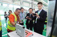 Schneider Electric inaugurates 45 million USD factory in HCM City