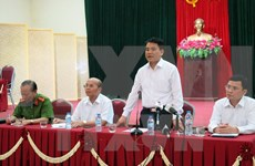 Land issue to be thoroughly inspected: Hanoi mayor