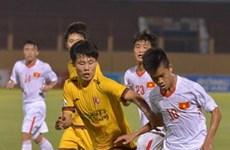 Vietnam lose 0-1 to Gwangju FC in U19s tourney