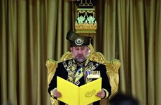 Congratulations to 15th King of Malaysia