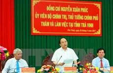 Tra Vinh urged to be model locality in climate change response