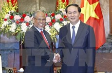 VN wants to learn Singapore's experience in environmental protection
