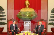Party leader wants more productive partnership with RoK