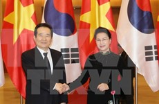 Top legislators talk ways to cement Vietnam-RoK relations