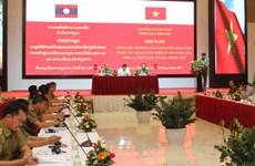 Vietnamese, Lao provinces intensify crackdown on drug crimes