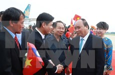 PM's visit creates new momentum for Vietnam-Laos special ties