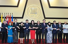 Permanent representatives to ASEAN prepare for summit