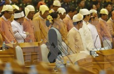 Myanmar decides date for 5th parliamentary meetings