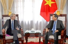 Deputy FM: Vietnam treasures relations with France