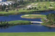 Vingroup puts into operation hi-end golf course in Hai Phong