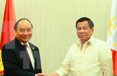 Vietnam, Philippines look to ratchet up cooperation