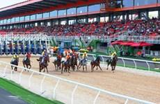 Dai Nam racecourse inaugurated in Binh Duong province