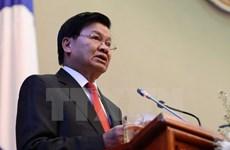 Lao Prime Minister visits Singapore