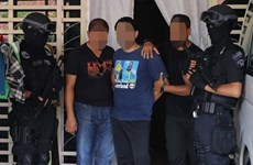 Malaysia police arrest Turks over security threat