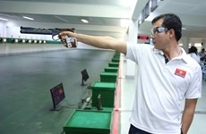 Vietnam participates in Southeast Asian shooting championship