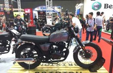 Vietnam Motorcycle Show 2017 opens in HCM City