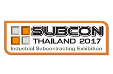 SUBCON Thailand 2017 expected to generate 10 billion baht