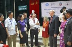 Int'l conference looks into traditional medicine