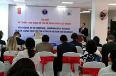 Vietnam, Denmark cooperate in preventing non-infectious diseases