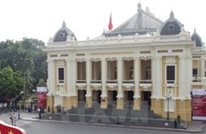 Hanoi Opera House to welcome visitors