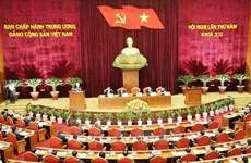 Second working day of Party Central Committee's fifth plenum