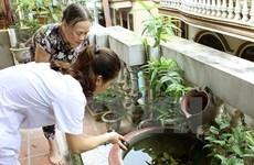Hanoi launches environmental sanitation campaign