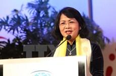 Vice President leaves Hanoi for Mongolia, Japan