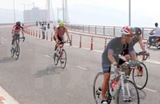 Nearly 1,400 ironmen compete in Da Nang