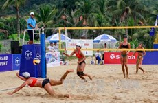 China win Asian women's beach volleyball tourney