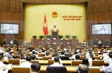 National Assembly contributes to sustainable development