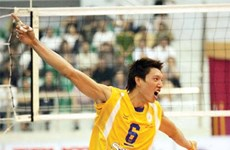 Volleyball players to train for SEA Games